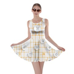 Icon Media Social Network Skater Dress