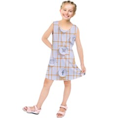 Icon Media Social Network Kids  Tunic Dress