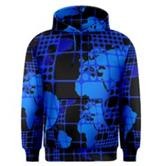 Network Networking Europe Asia Men s Pullover Hoodie
