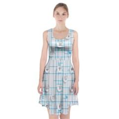 Icon Media Social Network Racerback Midi Dress