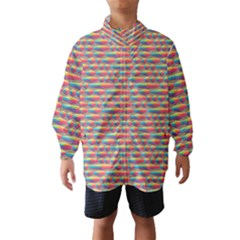 Background Abstract Colorful Wind Breaker (kids)