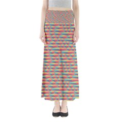 Background Abstract Colorful Maxi Skirts