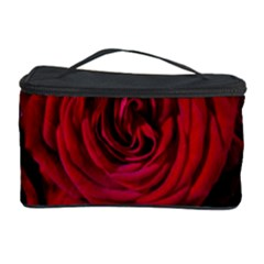 Roses Flowers Red Forest Bloom Cosmetic Storage Case