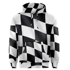 Flag Chess Corse Race Auto Road Men s Pullover Hoodie