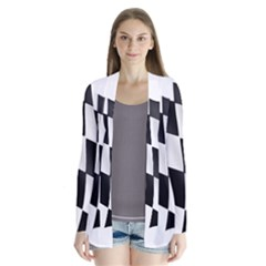 Flag Chess Corse Race Auto Road Cardigans