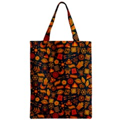 Pattern Background Ethnic Tribal Classic Tote Bag