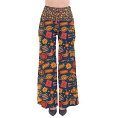 Pattern Background Ethnic Tribal Pants
