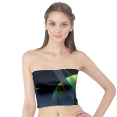 Planets In Space Stars Tube Top