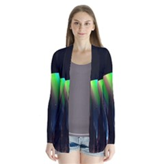 Planets In Space Stars Cardigans