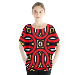 Traditional Art Pattern Blouse