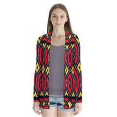 Toraja Traditional Art Pattern Cardigans