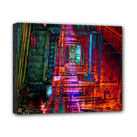 City Photography And Art Canvas 10  X 8