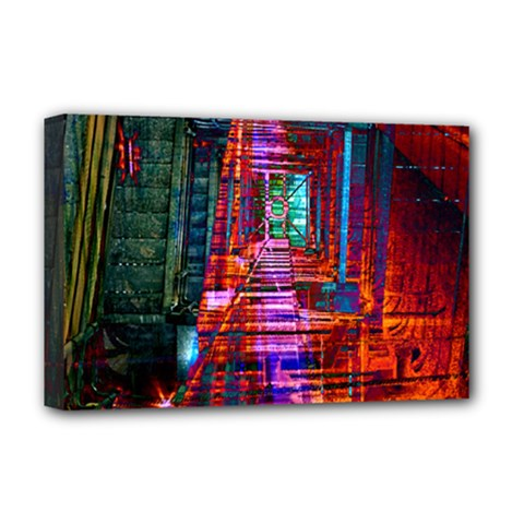 City Photography And Art Deluxe Canvas 18  x 12