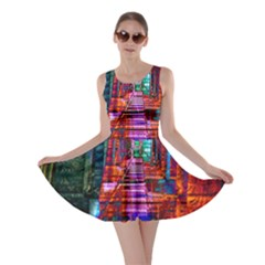 City Photography And Art Skater Dress