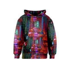 City Photography And Art Kids  Pullover Hoodie
