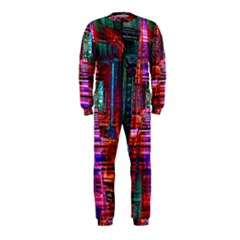 City Photography And Art Onepiece Jumpsuit (kids)