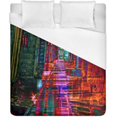 City Photography And Art Duvet Cover (california King Size)