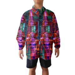 City Photography And Art Wind Breaker (kids)