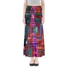 City Photography And Art Maxi Skirts