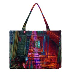 City Photography And Art Medium Tote Bag