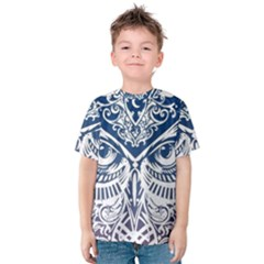 Owl Kids  Cotton Tee