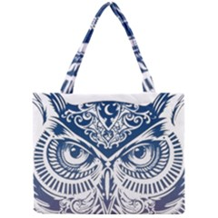 Owl Mini Tote Bag