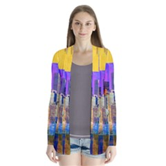 New York City The Statue Of Liberty Cardigans