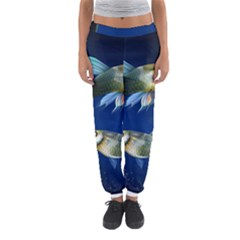 Marine Fishes Women s Jogger Sweatpants