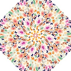 Vector Floral Art Hook Handle Umbrellas (medium)