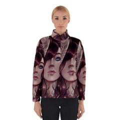 Beautiful Women Fantasy Art Winterwear