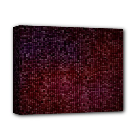 3d Tiny Dots Pattern Texture Deluxe Canvas 14  X 11