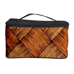Vector Square Texture Pattern Cosmetic Storage Case