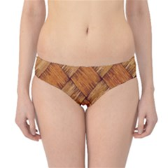 Vector Square Texture Pattern Hipster Bikini Bottoms