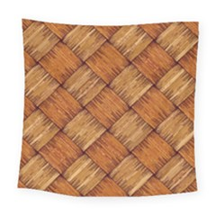 Vector Square Texture Pattern Square Tapestry (large)