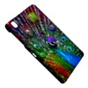 3d Peacock Pattern Samsung Galaxy Tab Pro 8.4 Hardshell Case View4