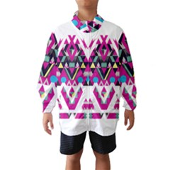 Geometric Play Wind Breaker (kids)