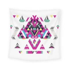 Geometric Play Square Tapestry (small)