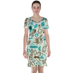 Telegramme Short Sleeve Nightdress
