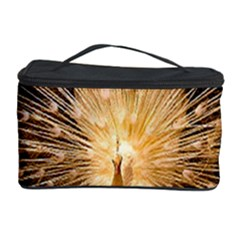 3d Beautiful Peacock Cosmetic Storage Case