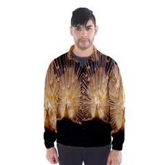 3d Beautiful Peacock Wind Breaker (men)