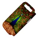 3d Peacock Bird Samsung Galaxy S III Hardshell Case (PC+Silicone) View4