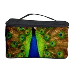 3d Peacock Bird Cosmetic Storage Case