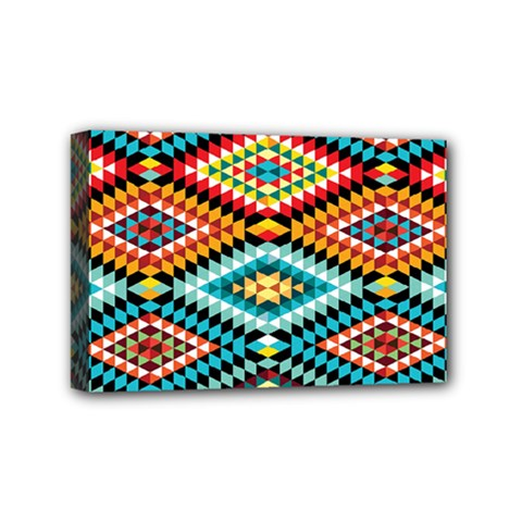 African Tribal Patterns Mini Canvas 6  x 4