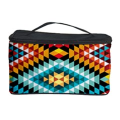African Tribal Patterns Cosmetic Storage Case