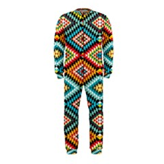 African Tribal Patterns Onepiece Jumpsuit (kids)