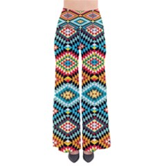 African Tribal Patterns Pants