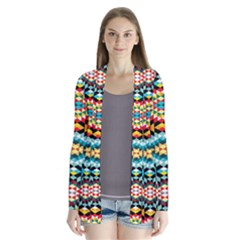 African Tribal Patterns Cardigans