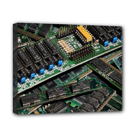 Computer Ram Tech Canvas 10  x 8