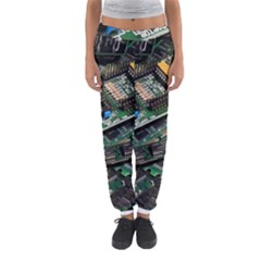 Computer Ram Tech Women s Jogger Sweatpants