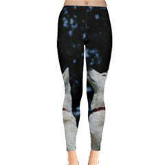 Akita Inu fifth Leggings